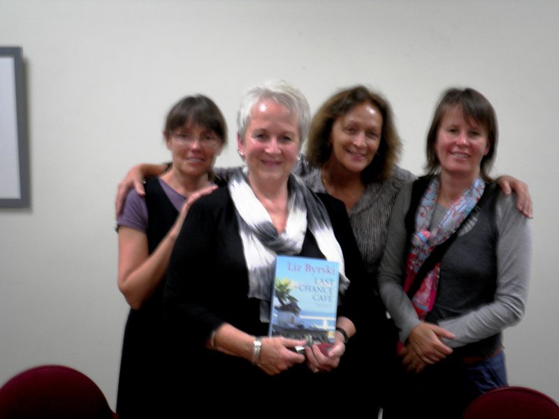 With Dianne and Fremantle Library staff